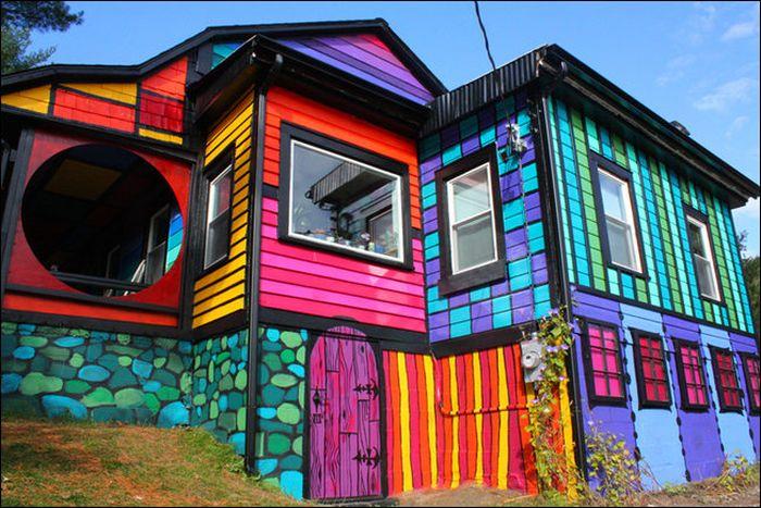 การเลือกสีบ้าน 10 เฉดสี ที่บ่งบอกตัวคุณ