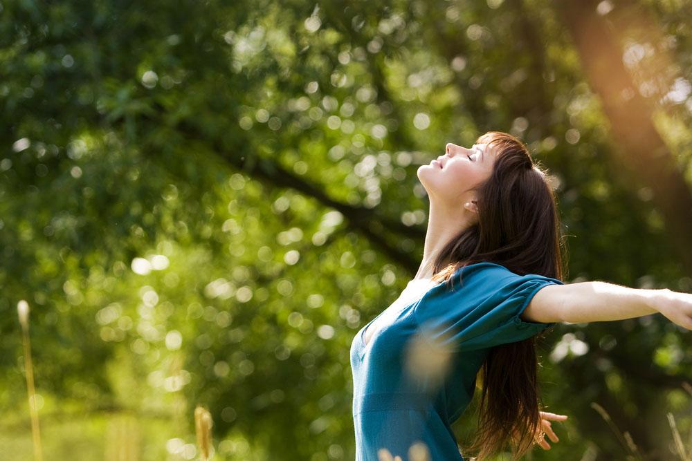 How to สุขภาพจิตดีได้ ด้วยการคิดบวก